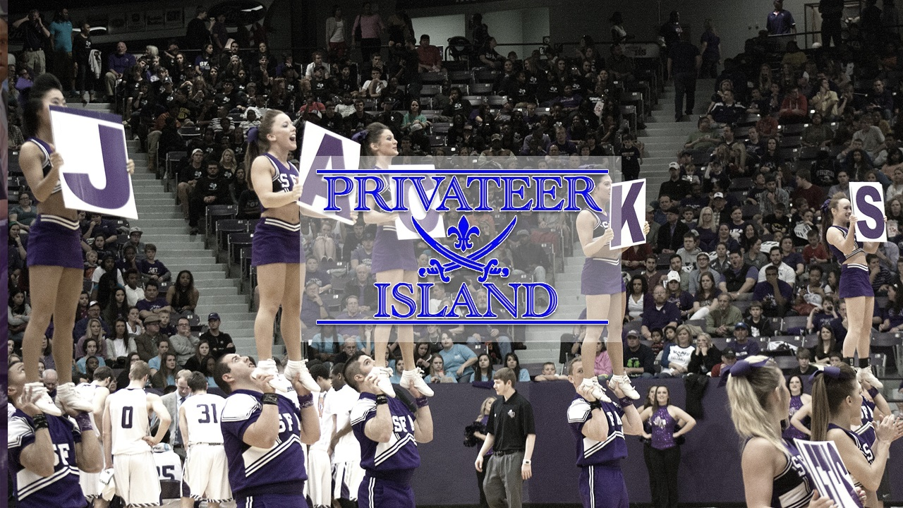 New Orleans at Stephen F  Austin: Q&A with Privateer Island